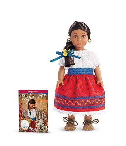 Josefina Mini Doll and Book