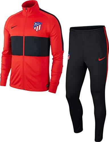 Nike Chándal Hombre Atletico De Madrid 2019/2020 Rojo/Negro AQ0779-600