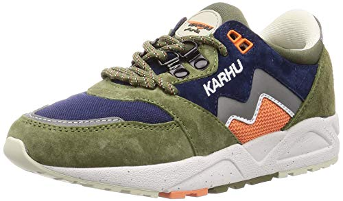 KARHU Sneakers uomo Mod. F803050 Verde 9.5