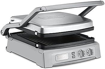 Cuisinart GR-150 Deluxe Brushed Stainless Griddler