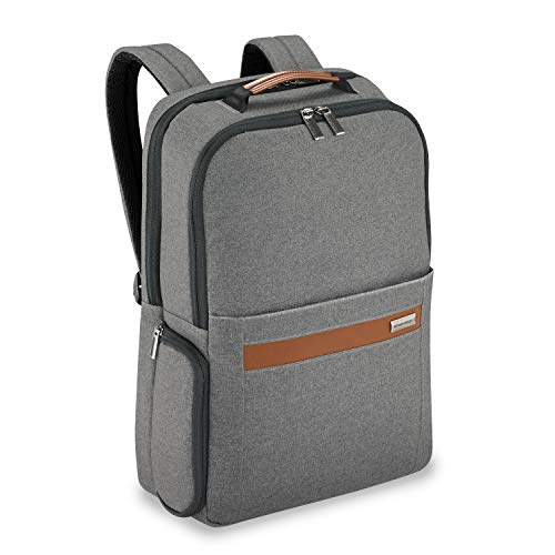 Briggs & Riley Kinzie Street - Medium Backpack, Grey, One Size