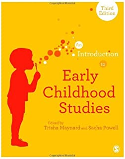 An Introduction to Early Childhood Studies by Unknown(2013-12-20)