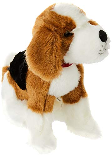 Steiff 355288 Nelly The Beagle, Braun/weiß/schwarz