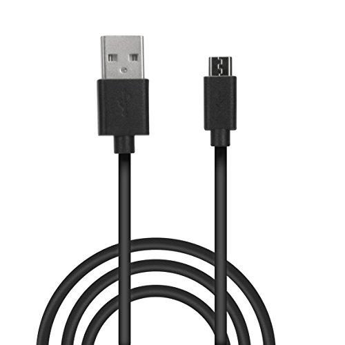 Speedlink STREAM Play&Charge USB-Kabel - Kabel für PS4-Controller - USB-A zu Micro-USB - Lade- und Datenkabel - 3m Kabellänge - schwarz