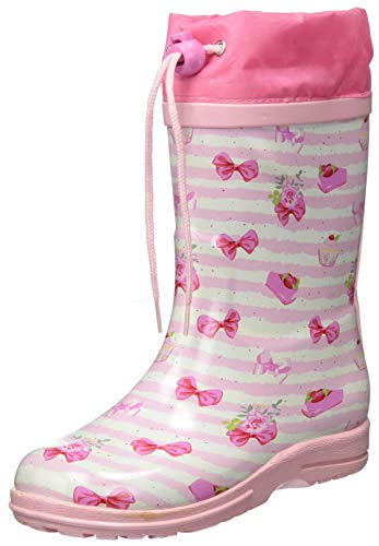 Beck Mädchen Cupcake Gummistiefel, Pink (Rosa 03), 27 EU