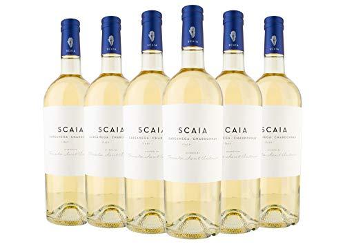 Delle Venezie IGT Scaia Garganega - Chardonnay Tenuta Sant'Antonio 2018 0,75 L box da 6 bottiglie
