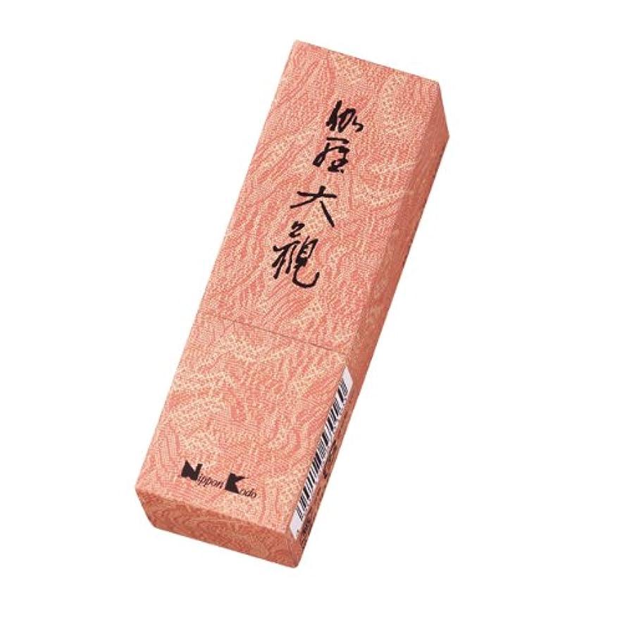 庭園会計いくつかのNippon Kodo?–?Kyara Taikan?–?プレミアムAloeswood Incense 24?sticks