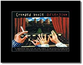 Music Ad World Crowded House - Afterglow Mini Poster - 21x13.5cm