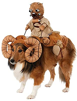 Rubies Costume Star Wars Collection Pet Costume, Large, Bantha by Rubies Decor