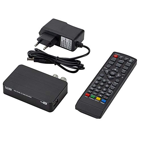 Digital Ground Receiver, Mini Model HD DVB-T2 K2 Set Top Box DVB-T2 Full HD 1080 P Digital Ground Receiver DVB-T MPEG-4 TV Tuner