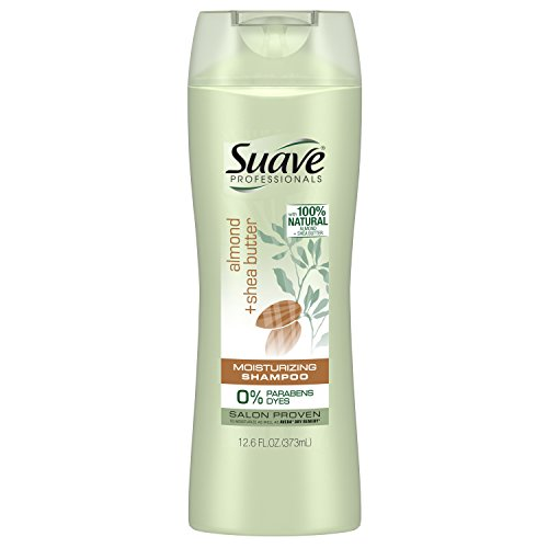 Suave Professionals Shampoo, Almond and Shea Butter 12.6 oz by Suave