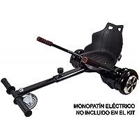 MOBILE+ Asiento Kart para Patinete eléctrico/HOVERKART