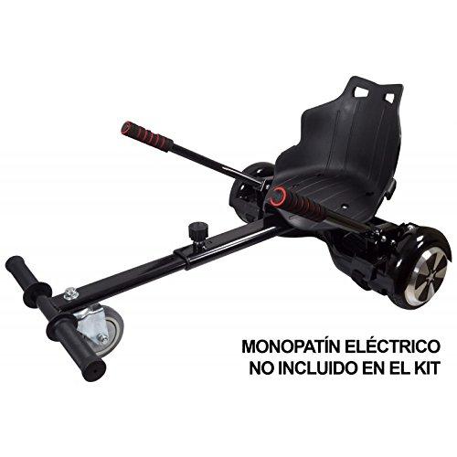 Asiento Kart para patinete eléctrico / HOVERKART