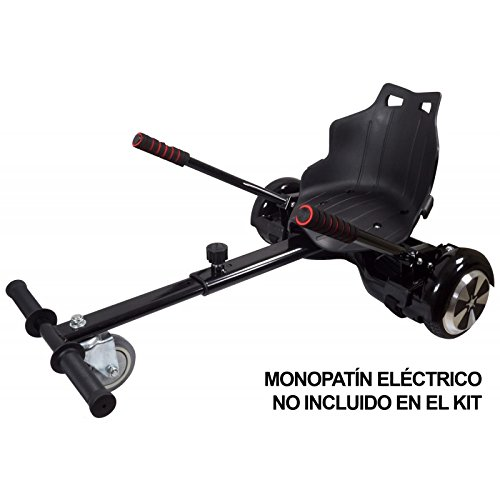 MOBILE+ Asiento Kart para Patinete eléctrico/HOVERKART