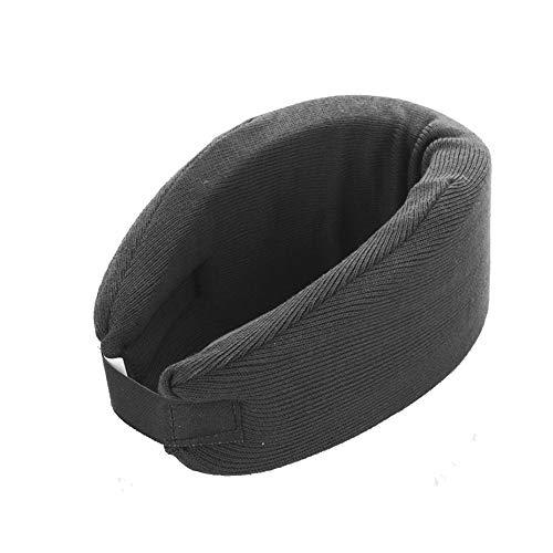 Cervical Neck Collar,Ergonomic Neck Support Brace for Men, Women and Sleeping?Neck Pain Relief (Black Medium)