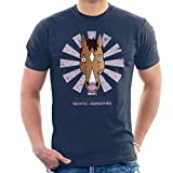 Cloud City 7 Bojack Horseman Retro Japanese Men's T-Shirt