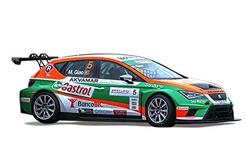 Scalextric Original A10205S300 - Seat León Eurocup,...