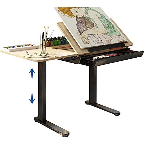 FLEXISPOT Height Adjustable Drafting Table
