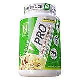 NutraKey V-Pro, Raw Plant Protein Powder with 20g of Protein - Organic, Vegan, Low Carb, Gluten Free Protein - (Banana Nut Bread) 2-Pound