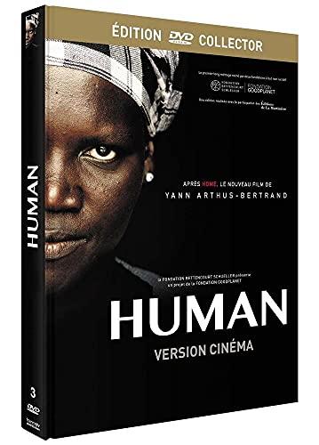 Human 3 DVD- [Edicioni i Kufizuar i Koleksionistit]
