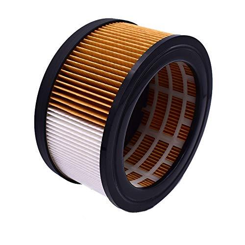 Staubsaugerfilter Austausch Luftstaub HEPA-Filter kompatibel mit Karcher WD4.000-4.999 WD5.000-5.999 Wet & Dry Vakuum...