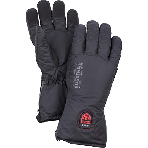 Hestra Women's Heated Glove Liners (Black, 6)