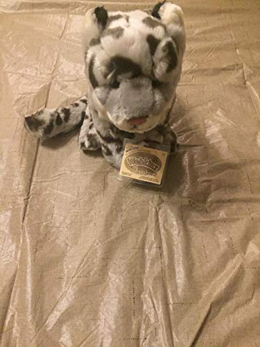 Webkinz Signature Snow Leopard with Trading Cards by Webkinz