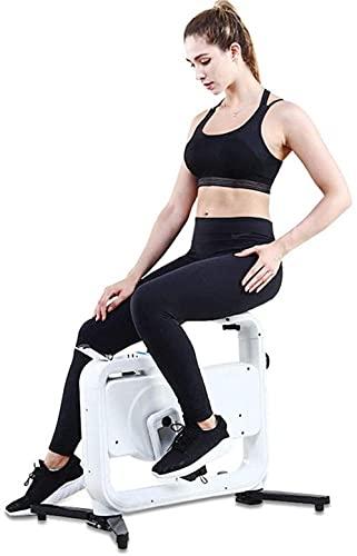 Bici di esercizio di controllo magnetico Bike Pieghevole Home Pedal Pedal Bike Bike Interno Piccolo Muto Perdita di peso Attrezzature per la perdita di peso