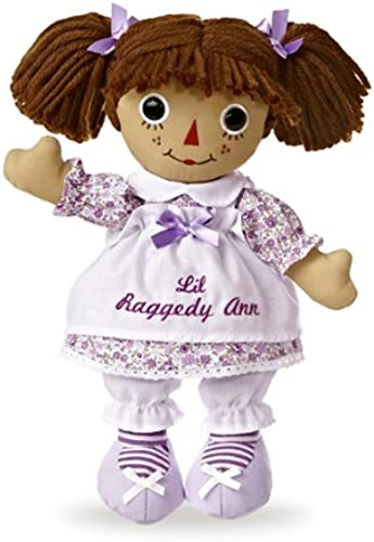 tomar hasta un 70% de descuento Aurora World World Lil' Raggedy Ann 12  Doll, Doll, Doll, Kindness  excelentes precios