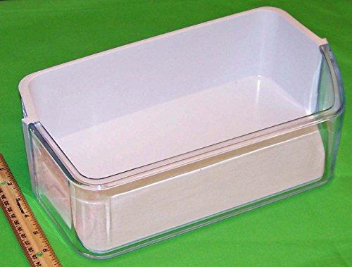 OEM Samsung Refrigerator Door Bin Basket Shelf Tray For Samsung RF263BEAESG, RF263BEAESG/AA, RF263BEAESG/AA-0000, RF263BEAESG/AA-0001