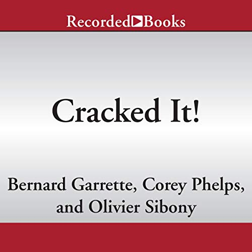 Cracked It! audiobook cover art