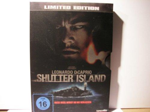 SHUTTER ISLAND - LIMITED EDITION - METALLBOX