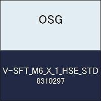 OSG ハイススパイラルタップ V-SFT_M6_X_1_HSE_STD 商品番号 8310297