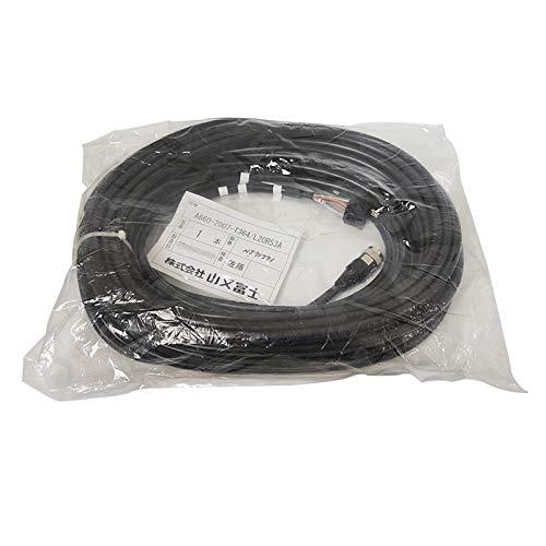 Nuevo A660-2007-T364 Robot Teacher Cable para FANUC (10M)