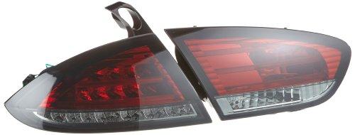 FK Automotive FKRLXLSE12009 LED Feux arrière, Noir