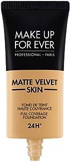 Make Up For Ever Matte Velvet Skin Full Coverage Foundation - # Y405 (Golden Honey) 30ml/1oz