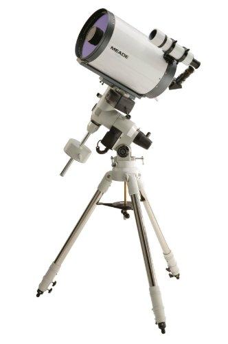 Meade LXD 75 ACF-8 Teleskop (203mm Objektivdurchmesser, f/10 Öffnungsverhältnis) auf LXD-75 mit UHTC mit Autostar