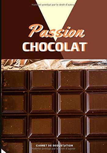 Passion chocolat: Carnet de 50 fiches de dégustation de chocolat à compléter - Table des matières - Format 17,78x25,4 cm (7x10 po)