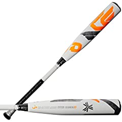 Paraflex Plus Composite Barrel: Engineered for consistent responsiveness and a huge sweet spot 2 Piece Composite Construction: Designed for improved weight distribution that allows for great balance, bat speed and barrel control 3Fusion Connection: T...