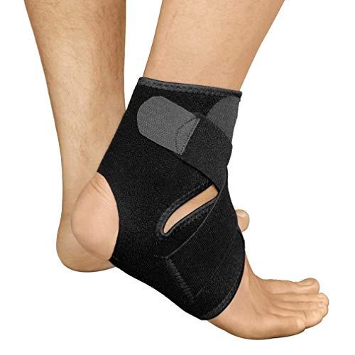 AidShunn Tobillera Soporte para Tobillo Tobillera elástica para Deportes Venda Ajustable Ligamentos