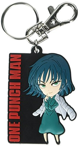 One Punch Man Key Chain SD Chibi Blizzard of Hell Llavero Colgante Bienes genuinos