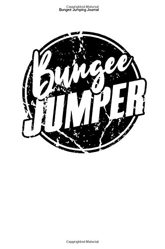 Bungee Jumping Journal: 100 Pages   Graph Paper Grid Interior   Gift Bungees Extreme Sport Adrenaline Jumper Hobby Athlete Team Jump Rope