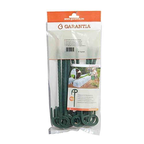 Garantia 645056 Sunny Bodenanker-Set für Pflanztunnel (10er Pack)