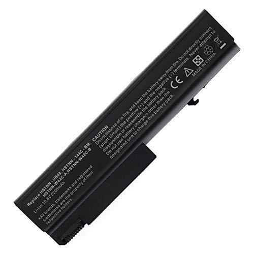 BTMKS Notebook Laptop Akku für HP EliteBook 6930p 8440p 8440w ProBook 6440b 6445b 6450b 6540b 6545b 6550b 6555b Compaq 6530b 6535b 6730b 6735b TD06 TD09 482962-001 482962-001 KU531AA Batterie