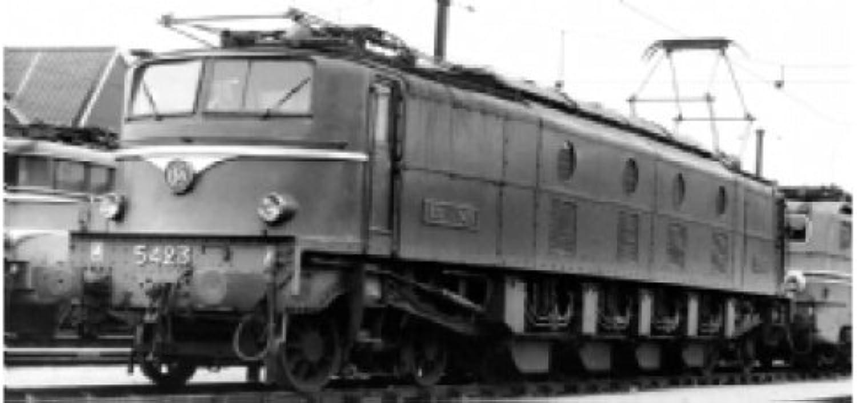 están haciendo actividades de descuento Jouef Jouef Jouef - Locomotora para modelismo ferroviario (HJ2136)  Mejor precio