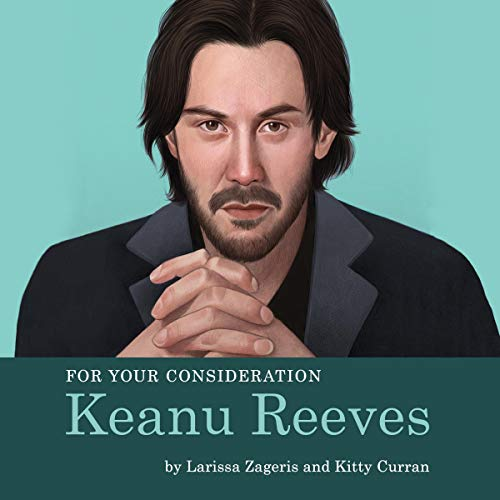For Your Consideration: Keanu Reeves cover art