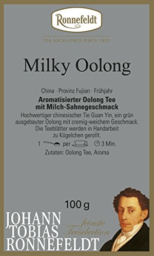 Ronnefeldt - Rarität - Milky Oolong - Oolong Tee - 100g