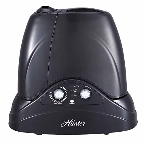 Hunter 33520 1.5g Ultrasonic Cool And Warm Mist Humidifier