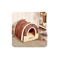 犬ペットハウス製品犬用ベッド猫猫小動物ペットハウス、05、S 35x30x28cm