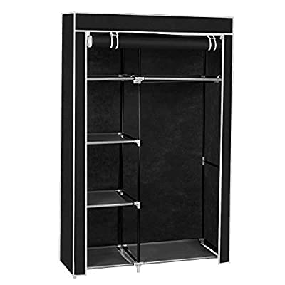 "Teeker 64"" Portable Closet Storage Organize..."
